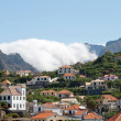 Madeira, village in the mountain, the west coast — Stock Photo