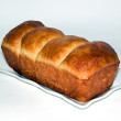 Stock Photo: Home-made brioche, French tradition