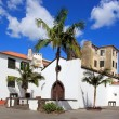 Largo Corpo Santo Church in Funchal  Madeira — Stock Photo
