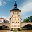 Bamberg Rathaus — Stock Photo