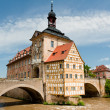 Old Rathaus, Bamberg — Stock Photo #28936359