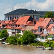 Bamberg Little Venice — Stock Photo #28936429