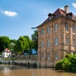 The Concordia Palace, Bamberg — Stock Photo