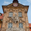 Old Rathaus Tower, Bamberg — Stock Photo #28936497