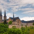 Michaelsberg Abbey, Bamberg — Stock Photo #28936517