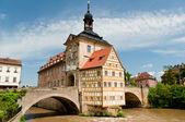 Old Rathaus, Bamberg — Stock Photo
