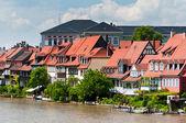 Bamberg Little Venice — Stock Photo