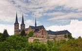 Michaelsberg Abbey, Bamberg — Stock Photo