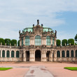 Rampart Pavilion in Zwinger Palace, Dresden — Stock Photo