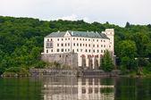 Orlik Castle, Czech Republic — Stock Photo