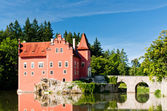 Červená Lhota Castle — Stock Photo