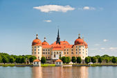 Close view of Moritzburg Castle — Stock Photo