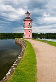 Old Lighthouse, Moritzburg — Stock Photo