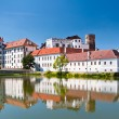 Jindrichuv Hradec Castle — Stock Photo #32740905