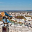 City view telescope in Salzburg, Austria — Stock Photo #38206237