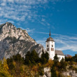 Johannesberg Chapel, Traunkirchen, Austria — Stock Photo #38206291