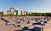 Memorial del Holocausto, Berlín — Foto de Stock