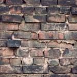 Ancient brick wall — Stock Photo #14806041