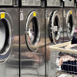 Stock Photo: Washing machines
