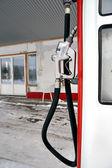 Bomba de gasolina vintage — Foto de Stock