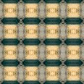 Repetitive wallpapaer pattern — Stock Photo
