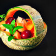 Cantaloupe melon — Stock Photo #21596713