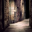 Dark alley — Stock Photo #22135939