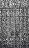 Dveře kostela — Stock fotografie