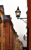 Szczegóły od Starego Miasta w Sztokholmie — Zdjęcie stockowe