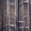 Background with gray weathered wooden wall — Stock Photo