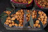Frutas louqat — Foto de Stock
