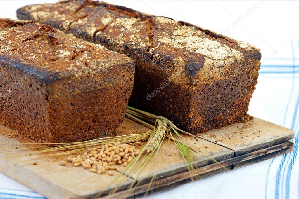 Как сделать дома хлеб на заквасках
