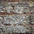 Wall of ancient building — Stock Photo