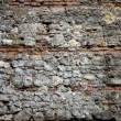Wall of ancient building — Stock Photo #35443035