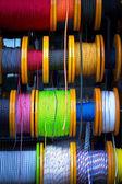 Cordas coloridas — Foto Stock