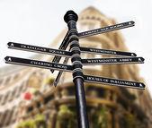 London landmarks — Stock Photo