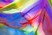 Fondo de coloridos textiles — Foto de Stock