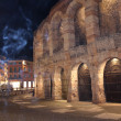 Roman Arena in Verona, Italy - Stock Photo