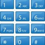������, ������: Phone Dial Pad