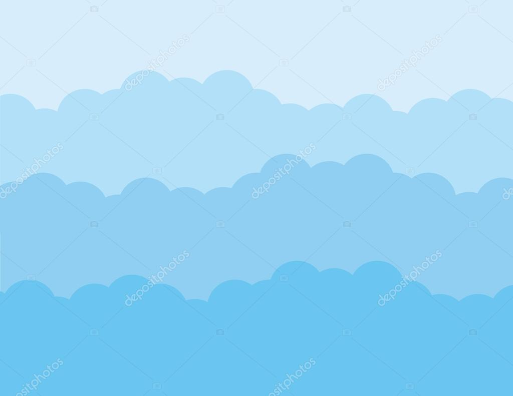 Cloud Background Stock Vector 169 Milo827 17657567