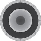 Speaker — Stock Vector