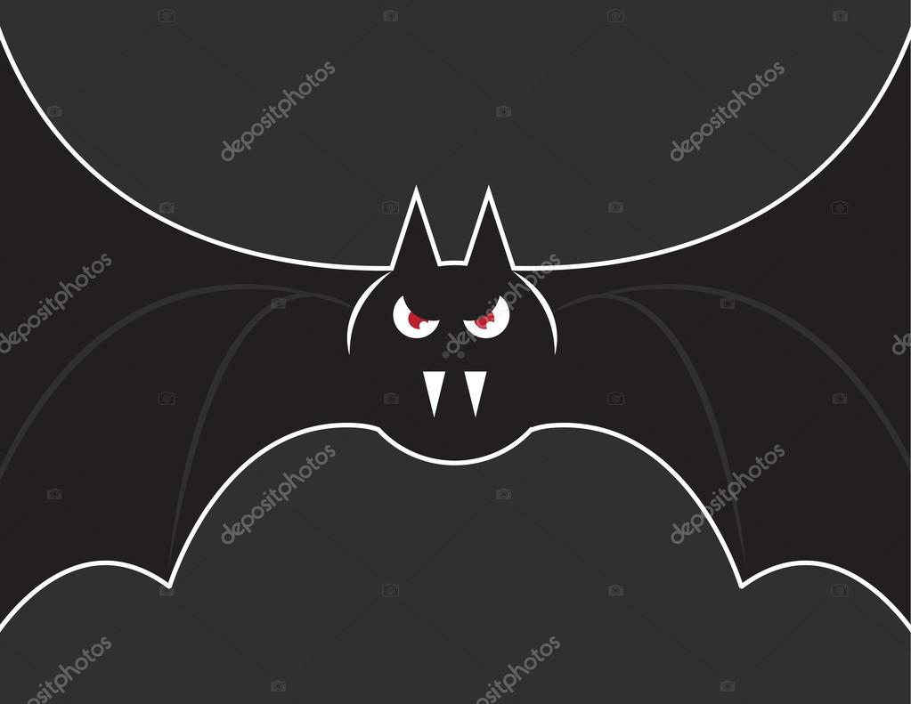 蝙蝠翅膀 — 图库矢量图片 #24694441