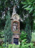 Old catholic chapel in Jaslo — Stock Photo