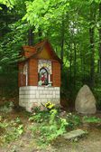 Chapels in Mrukowa village as traditional Christ's passion — Стоковое фото