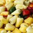 Stock Photo: Multicolor peppers
