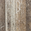 Grunge of pattern wood background — Stock Photo