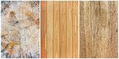 Multi wood texture background — Stock Photo