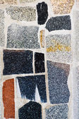 Pattern of granite stone background — Stockfoto
