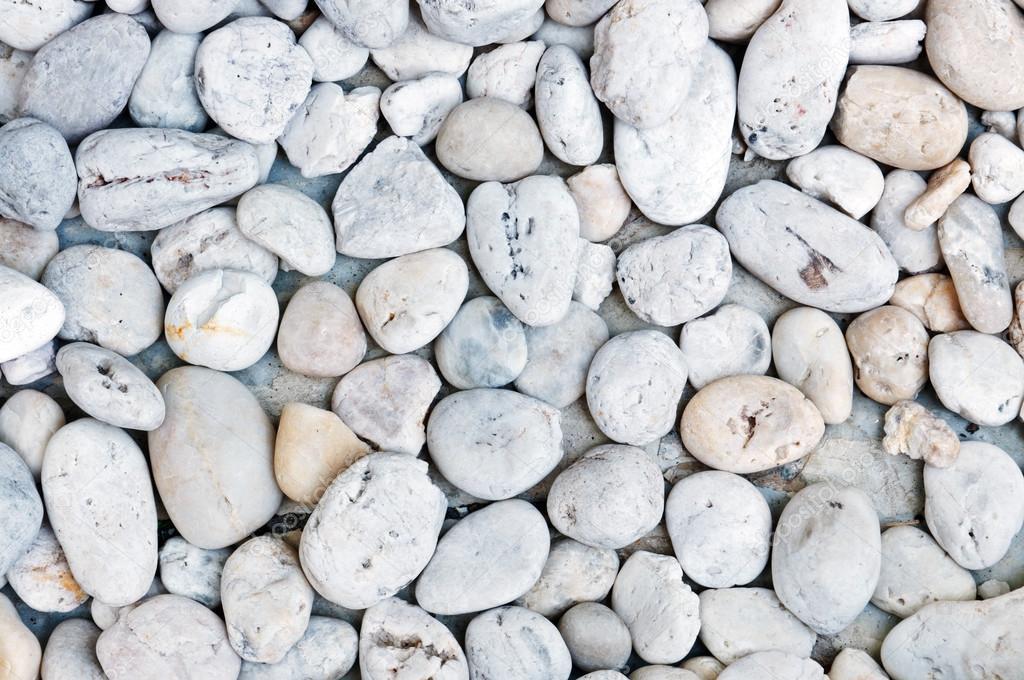 Fondo de piso de piedra blanca foto de stock 36315059 for Piedras redondas blancas para jardin