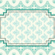 Vintage background with lace ornaments - Stockfoto